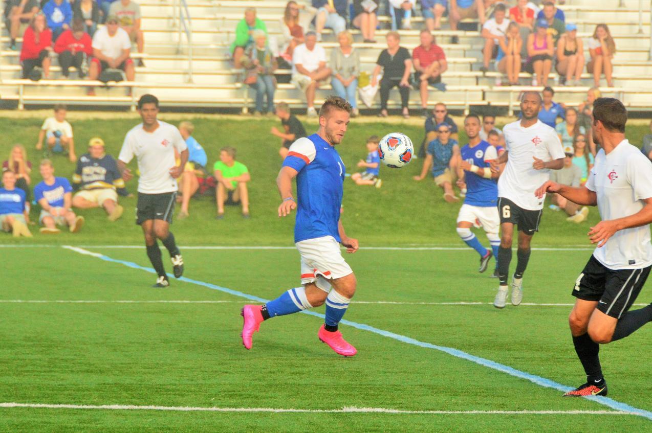 Men S Soccer Vs Concordia Ann Arbor Sept 4 2015 Concordia