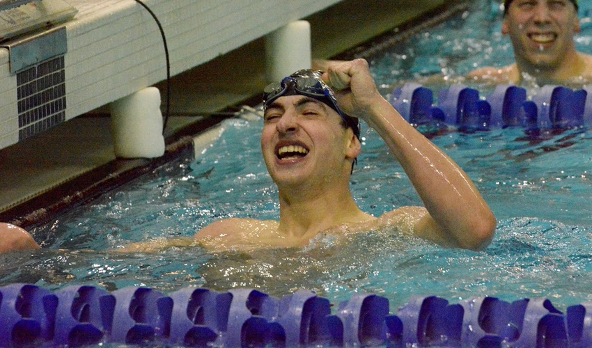 Two Swimmers Set Lifetime Bests at MIAA's