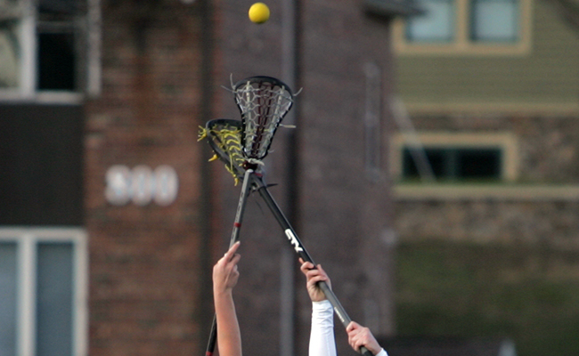 Women's Lacrosse Rescheduled for April 23
