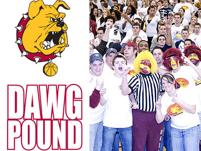 "Students Asked To Join The ""Dawg Pound"""