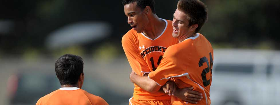 SEASON PREVIEW: OXY MEN'S SOCCER POISED FOR PLAYOFF RUN