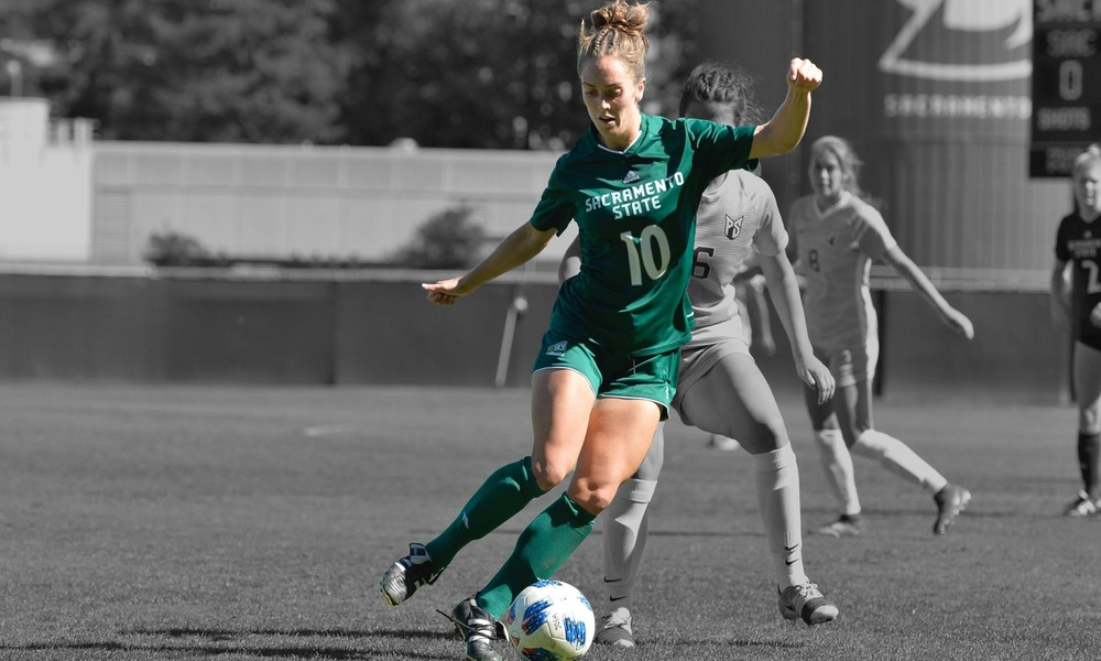 FORMER HORNET MVP CAITLIN PROTHE JOINS WOMEN'S SOCCER STAFF AS STUDENT ASSISTANT