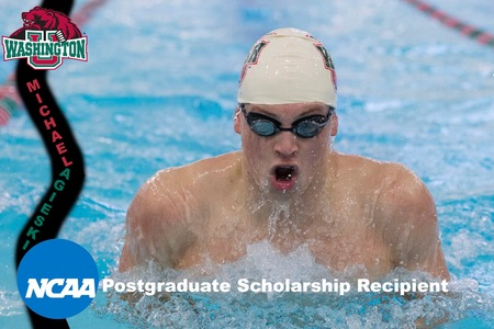 Michael Lagieski of Washington University Selected for NCAA Postgraduate Scholarship