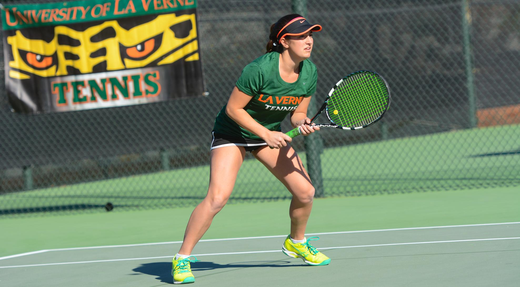 No. 23 Tennis drops to Linfield