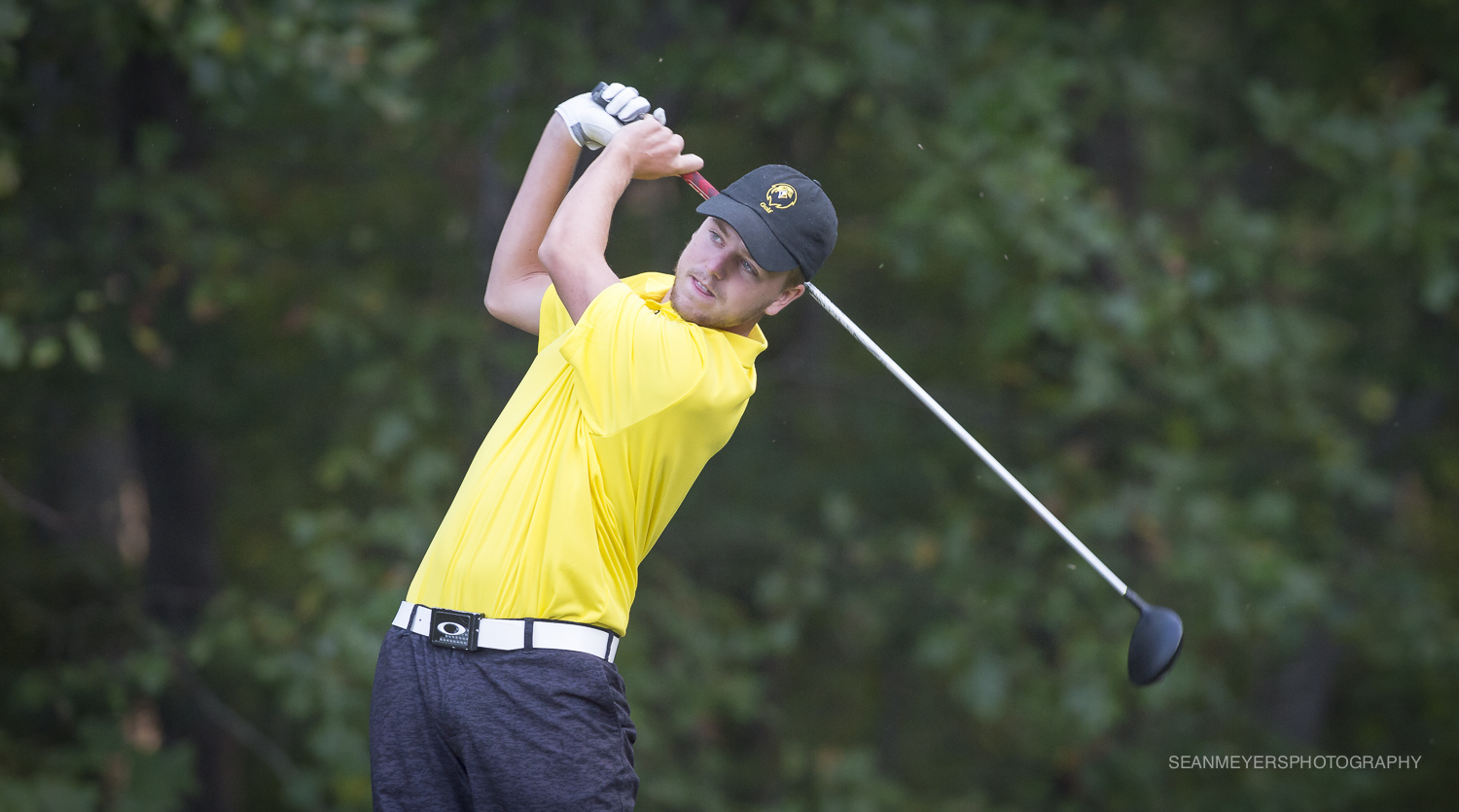 Men's Golf Places Seventh at Richard Rendleman Invitational