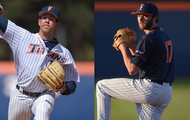 Conine, Eastman Named to Collegiate Baseball's Preseason All-American Second Team