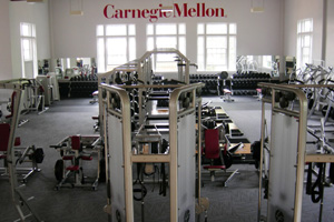 Overhead Weight Room