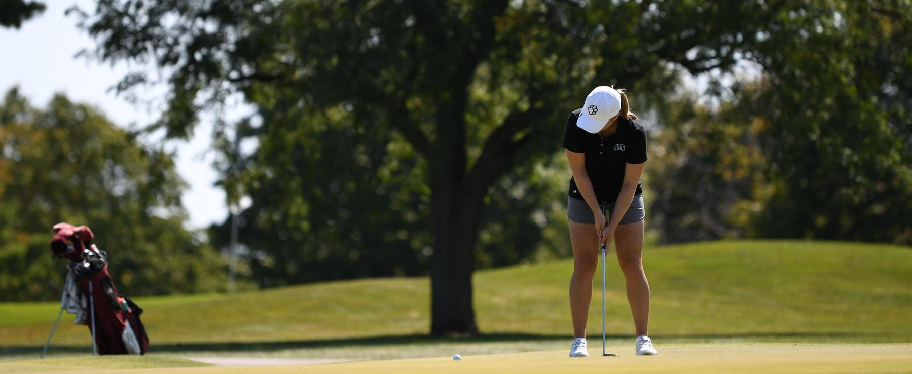 Ohio Women's Golf Set for 2017 Nittany Lion Invitational