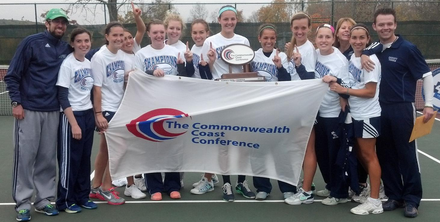 Endicott's Depth Critical in Third Straight CCC Championship Victory