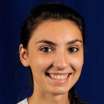 Volleyball Setter Kateryna Kuc Takes Home Lyon of the Week Honors