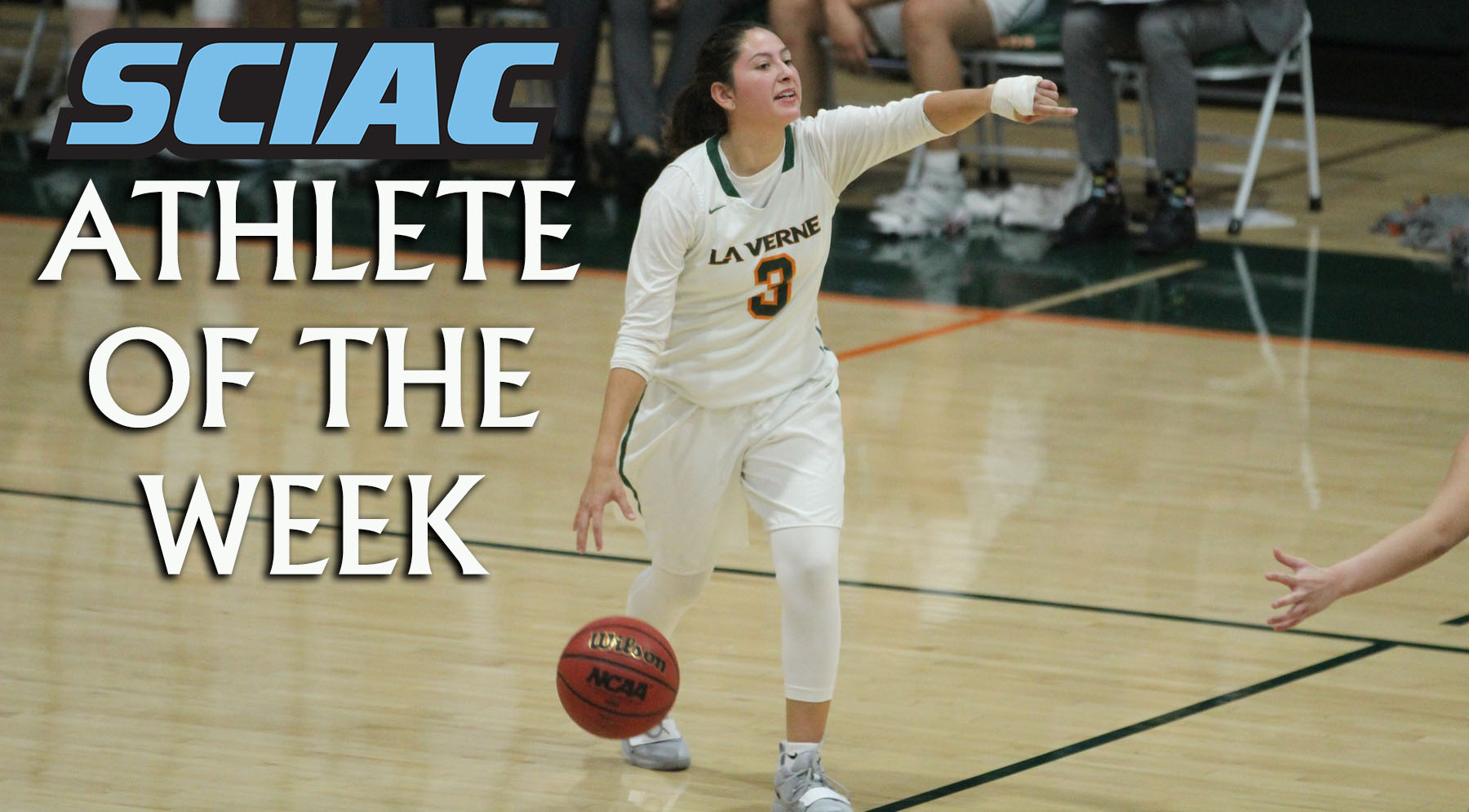 Perez named SCIAC Athlete of the Week