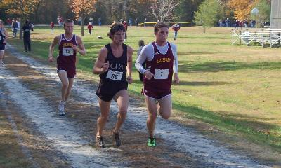 CUA Men Place Fifth at CAC Championships