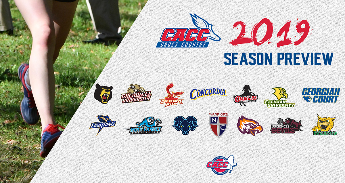 2019 CACC Men's & Women's Cross Country Season Preview