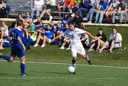 Men's Soccer 2011 Preview: Climbing the Ladder