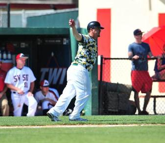 Felician coach Chris Langan was named the 2014 New Jersey Collegiate Baseball Association Division II/III Coach of the Year. (Dave Schofield)