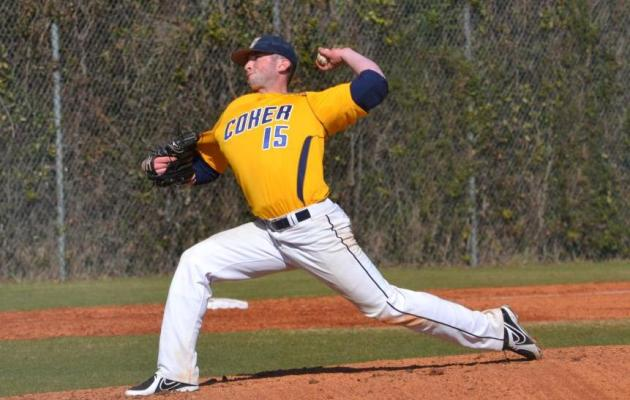 Coker Falls Short to Anderson, 1-0