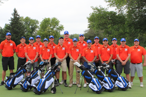 RedTail Golf Team Takes 10th at ICCAC Spring Preview