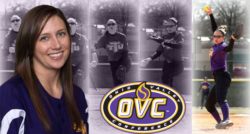 Taylor Ketchum snags adidas® Ohio Valley Conference Pitcher of the Week
