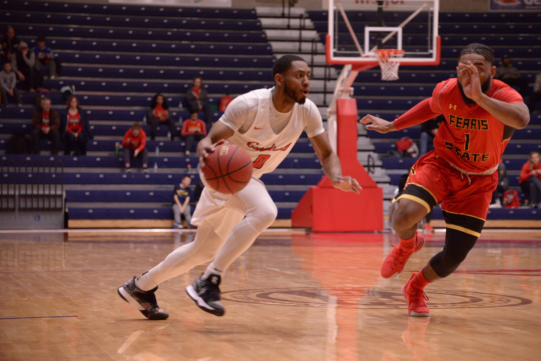 Bulldogs claim 92-70 victory over Cardinals in league action