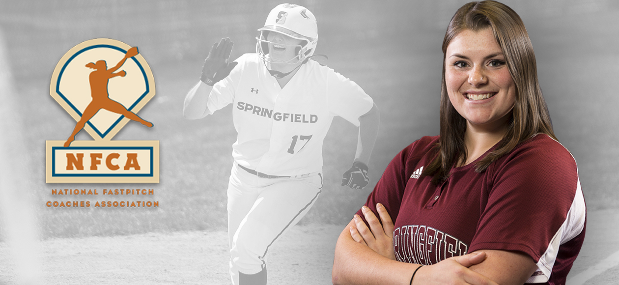 Softball's Drobiak Caps Historic Season With NFCA Division III All-America Honors