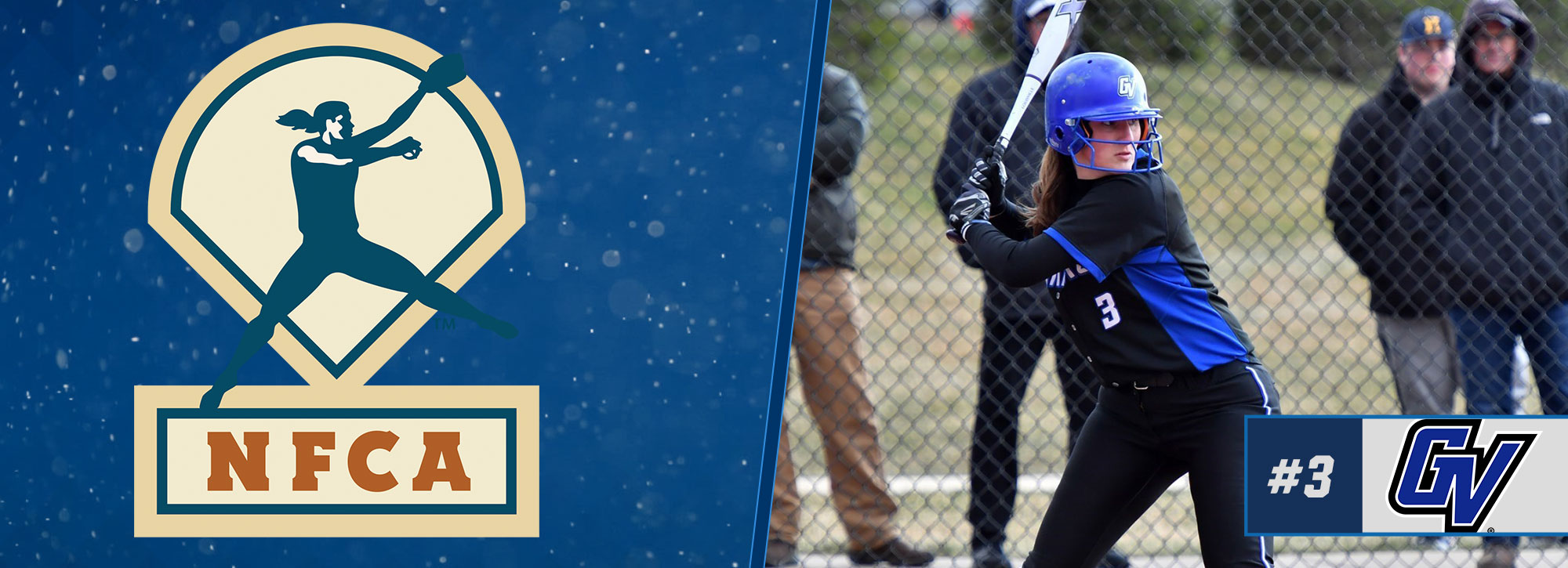 Lakers ranked 3rd in NFCA Coaches' Poll