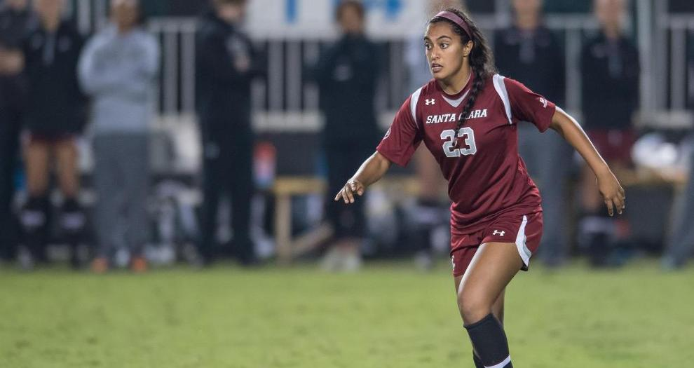 Women's Soccer Faces Tough Road Test at No. 4 Stanford, Returns Home To Face Davis