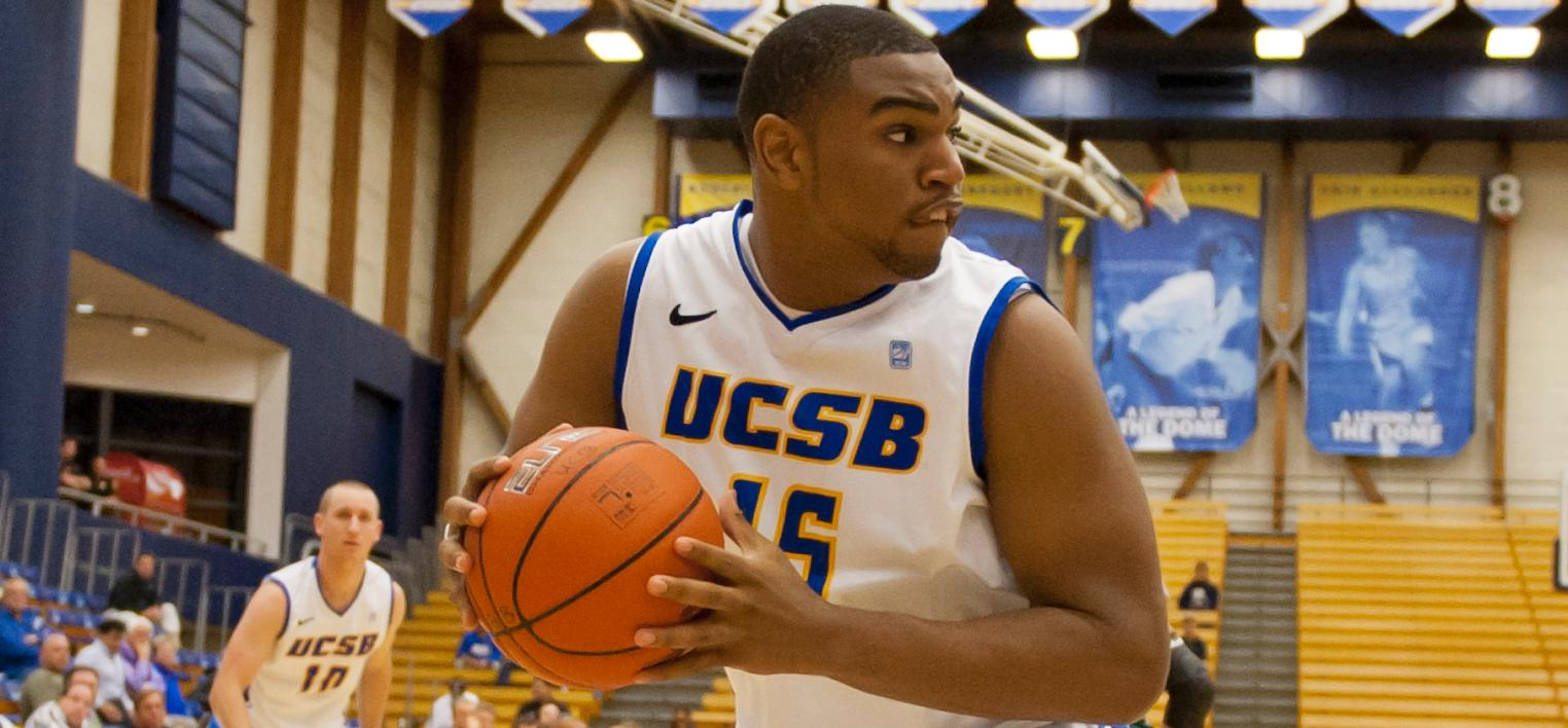 Gauchos Picked to Finish 2nd, Alan Williams Named to Preseason All-Big West Team