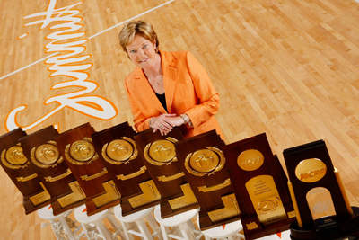 Pat Summitt Quotes on coaching