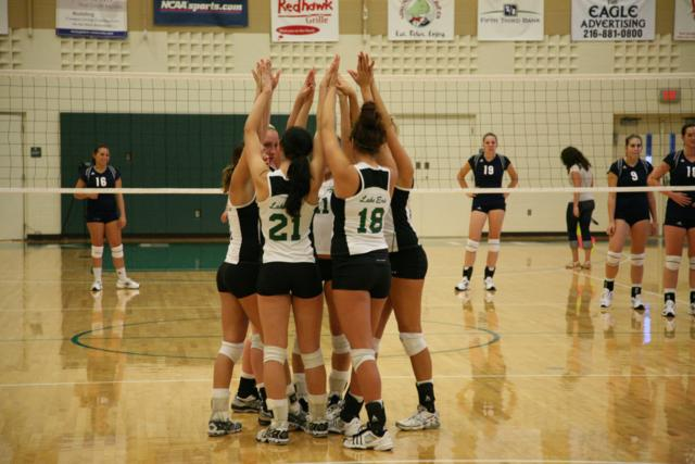 Storm Sweeps Ohio Valley in Straight Sets