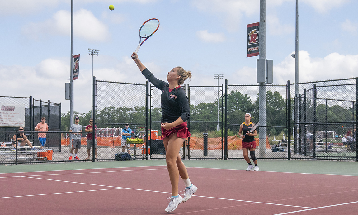 Regis Women's Tennis Falls in Regular Season Finale