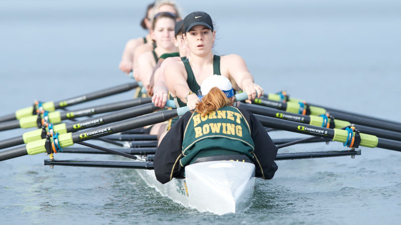 POWERHOUSE LINEUP IN TOWN FOR THIS WEEKEND'S LAKE NATOMA ROWING INVITATIONAL