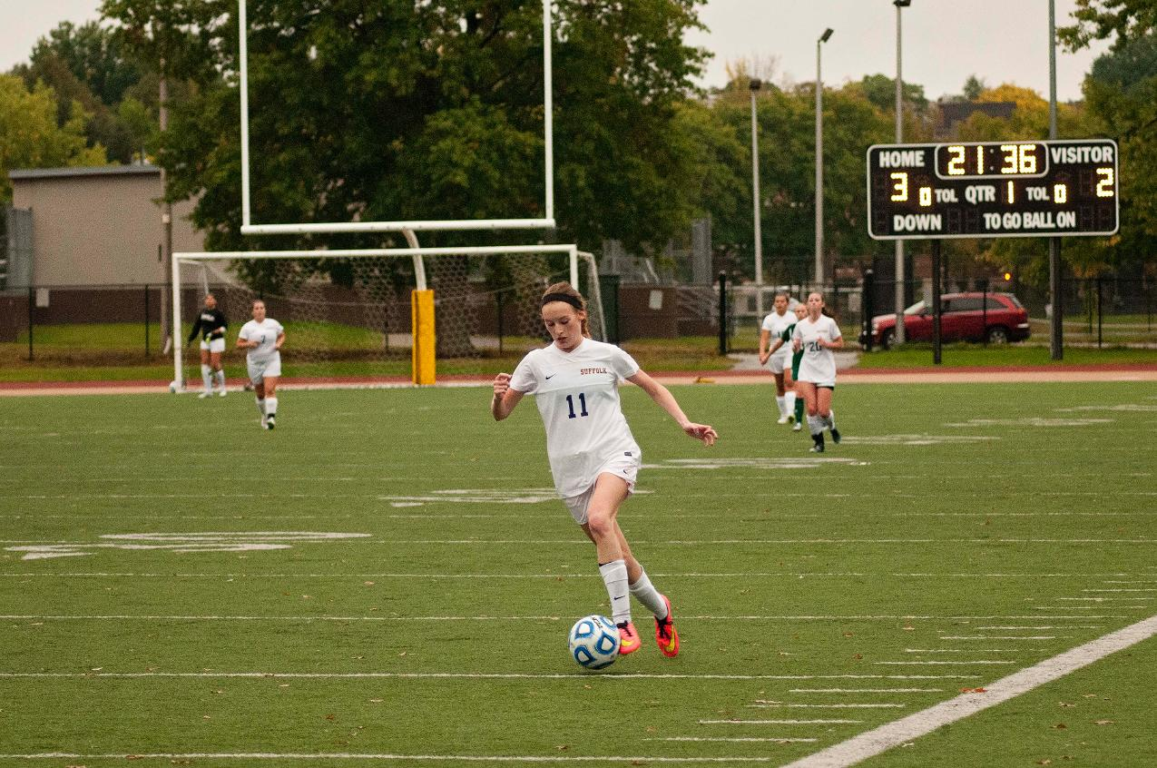 Women's Soccer Drops Home Opener to William Paterson