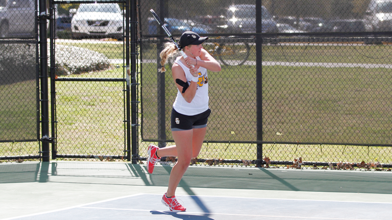 Southwestern captures 8-1 win over Rhodes on Tuesday