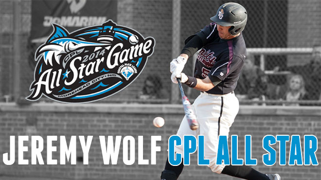 Trinity's Wolf Named to CPL All-Star Game