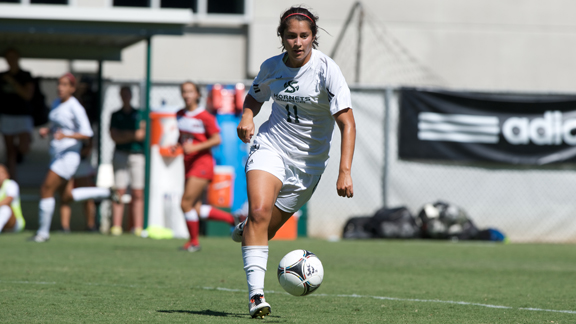 WOMEN'S SOCCER RETURNS HOME TO HOST FRESNO STATE FRIDAY
