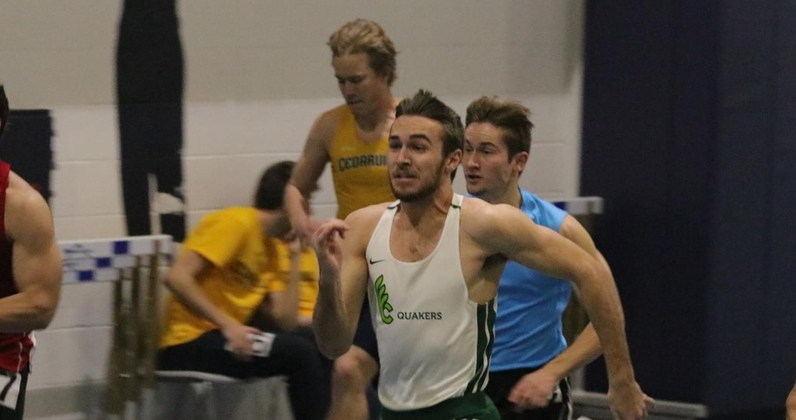 Six Events Score for Men's Track & Field at Cedarville