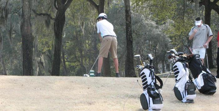 Ware's Coby Eunice Qualifies for State Golf Championship