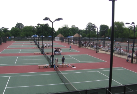Watch UMW Tennis Stars at NCAA Championships on Thursday