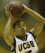 Gauchos Top Cal Poly 78-66 To Get Back on Winning Track