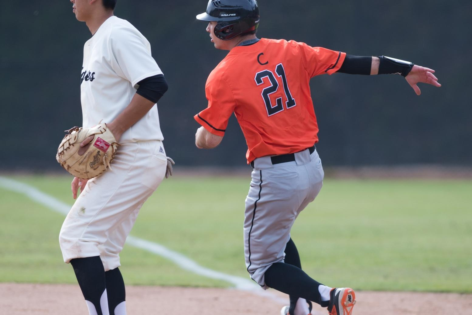 Another SCIAC Victory for Baseball