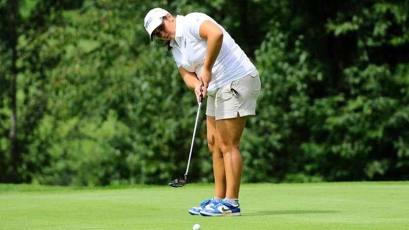 Women's Golf 8th at Benbow Collegiate Tournament