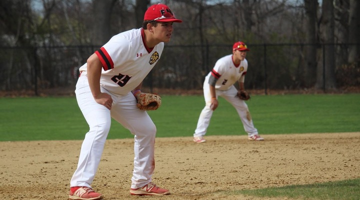 Baseball Overpowered at No. 10/11 Tufts Thursday