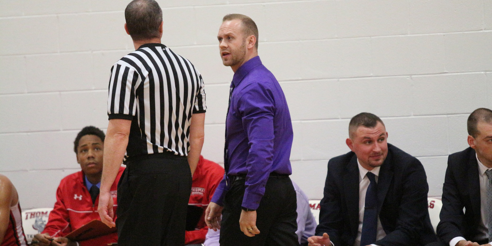 Geoff Hensley Resigns as Thomas Men's Basketball Coach