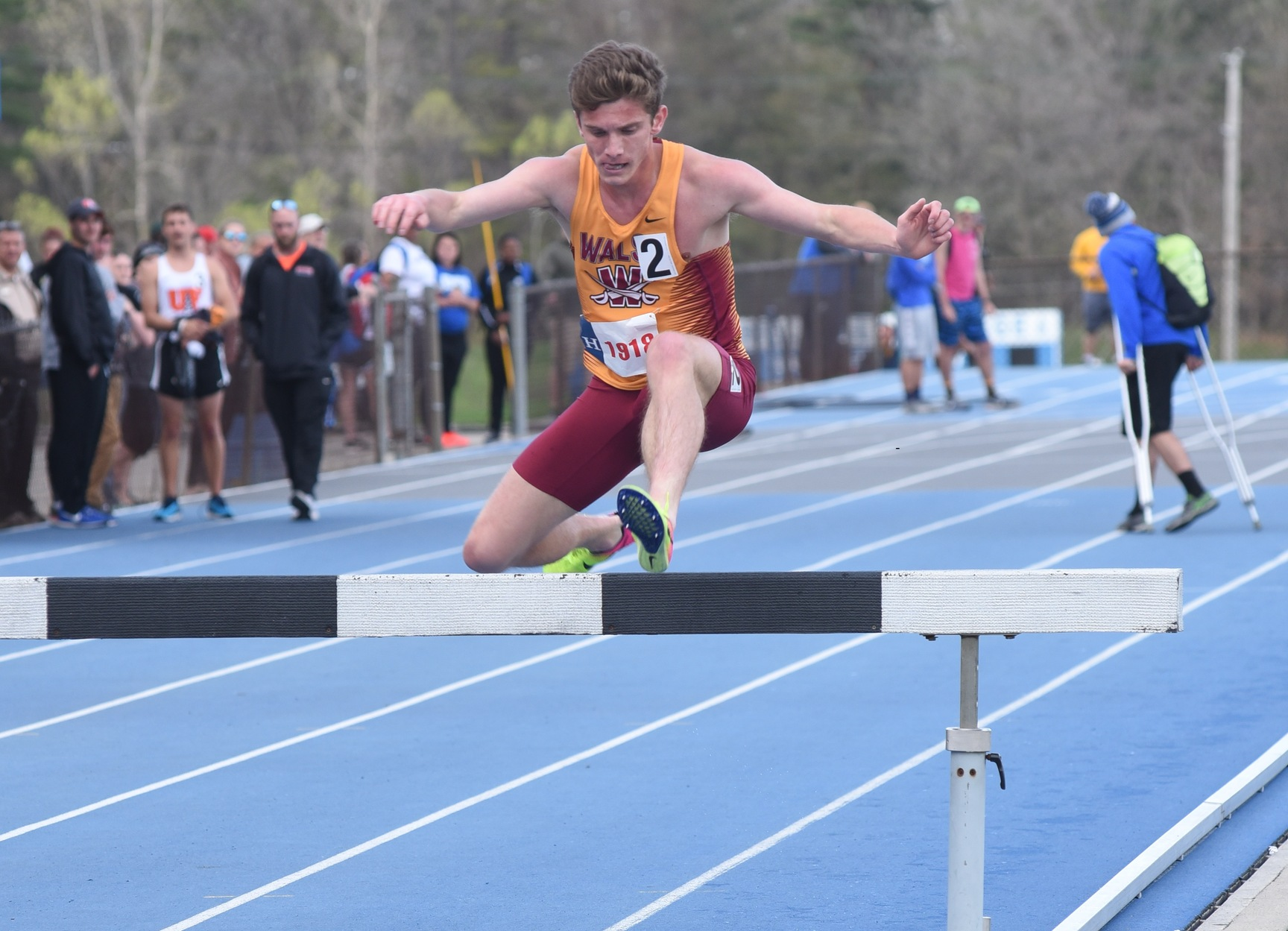 Three Performances Highlight Day One at Raleigh Relays