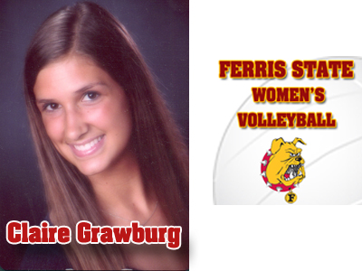 Bulldog Volleyball Adds Claire Grawburg For 2011 Season