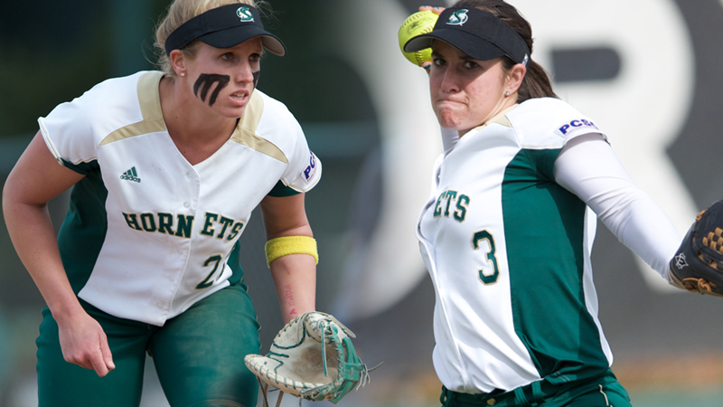 NAKKEN AND BLAIR BOTH RECIPIENTS OF NFCA SCHOLAR-ATHLETE ACCOLADES