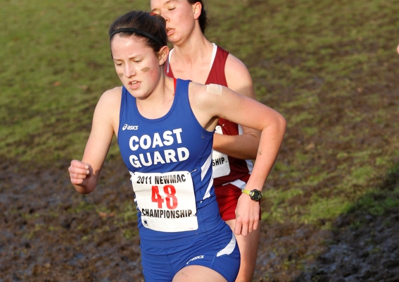 Women's XC Finishes 4th at UMass Dartmouth Invitational