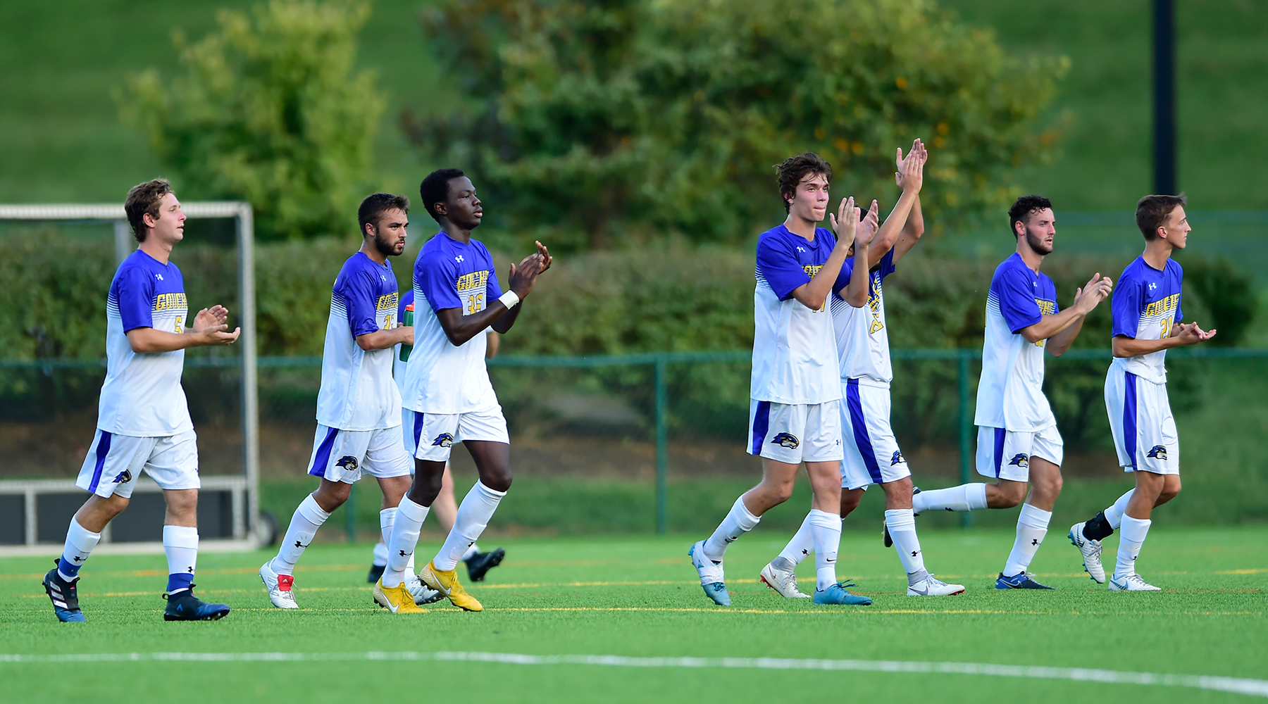 Men's Soccer Falls on the Road at McDaniel, 2-0