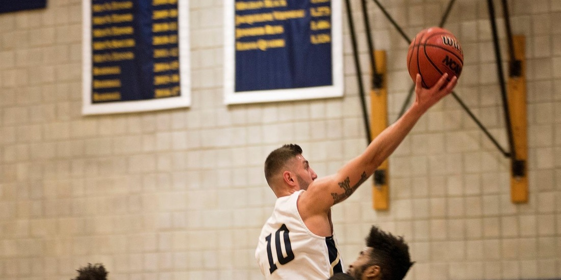 Men's Basketball Wins Fifth Straight, Bests Framingham State 93-66