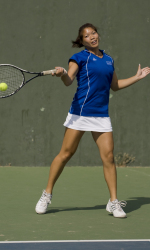 UCSB-Cal Poly Tennis Match Rescheduled for Feb. 20
